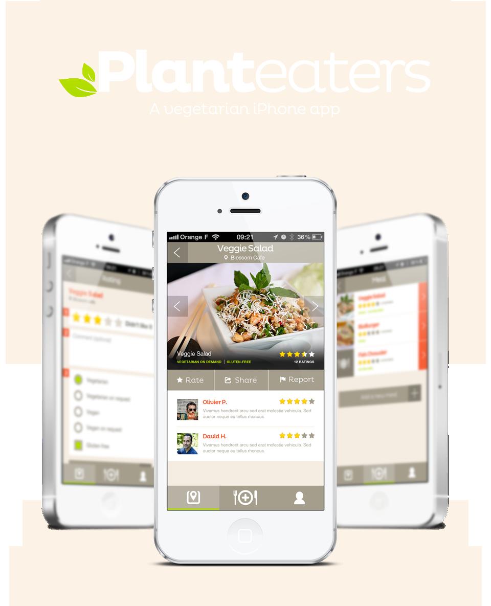 Planteaters