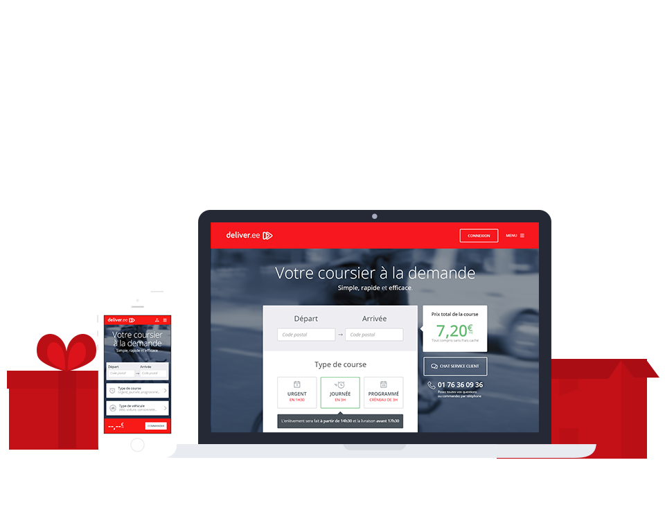 deliver.ee by Seempl Studio