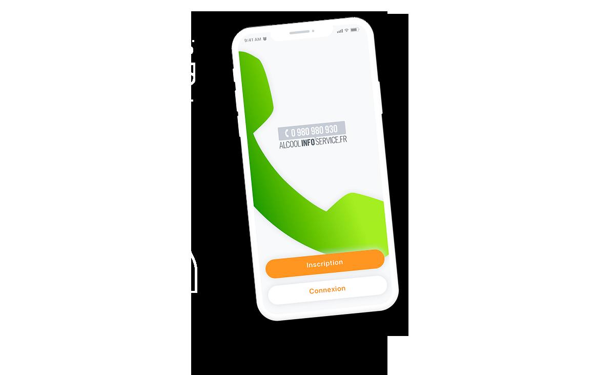Alcool Info Service by Seempl